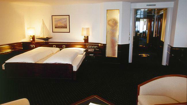 Beispiel: Hotelzimmer, Foto: Bad Horn