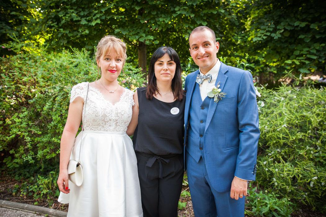 Mariage Christine & Belkacem