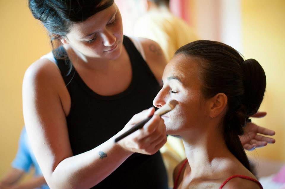 Angela Montrone Make Up Artist
