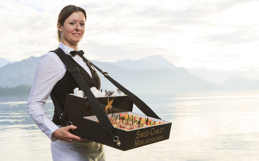 Aperitif Box für Hochzeitsaperos