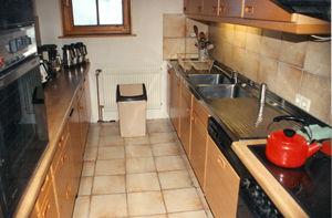 Beispiel: Küche Haupthaus, Foto: Griesgethof.
