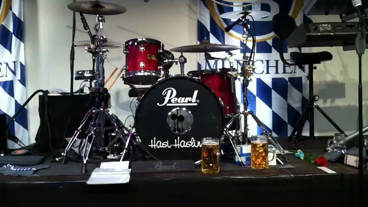 Beispiel: Oktoberfestband aus München - Live, Foto: 089-Band.