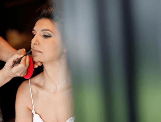 Lola Aragón - maquillaje
