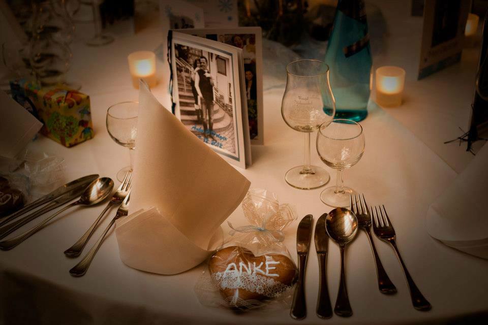 Beispiel: Innovative Gastgeschenke, Foto: Herbig Wedding.