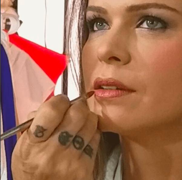Doda Guedes Make Up