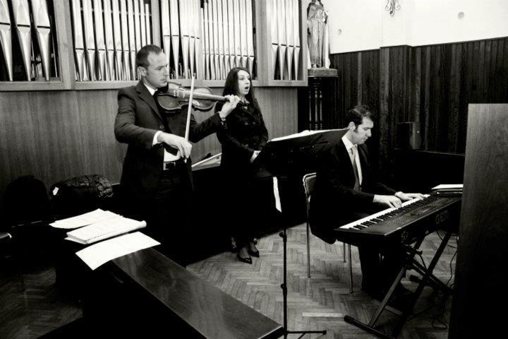 Musiche per Cerimonie soprano violino organo