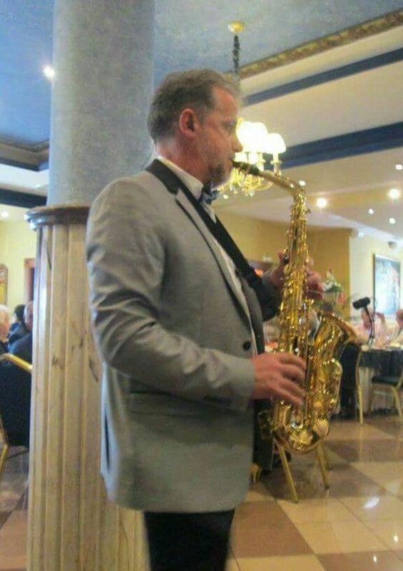 Juan Carlos Roque Saxofonista