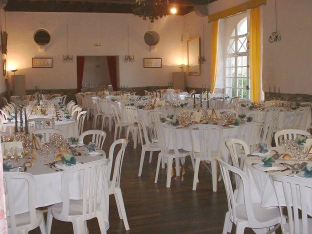 Château de Careil - Salle de Réception