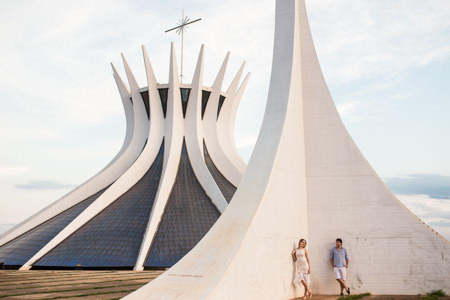 Pré Casamento em Brasília - Vanessa e Carlos