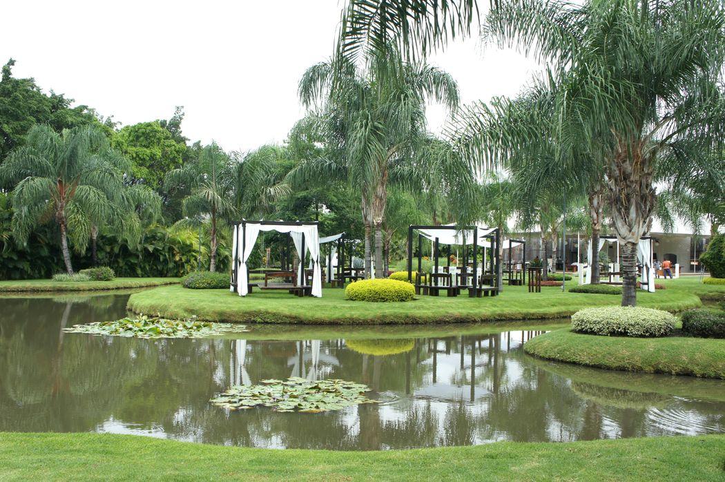 Jardín Santa Bárbara