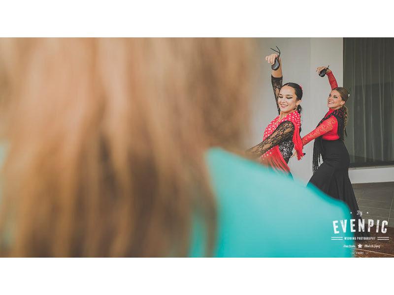 Spectacle de flamenco / Mariage Espagne
