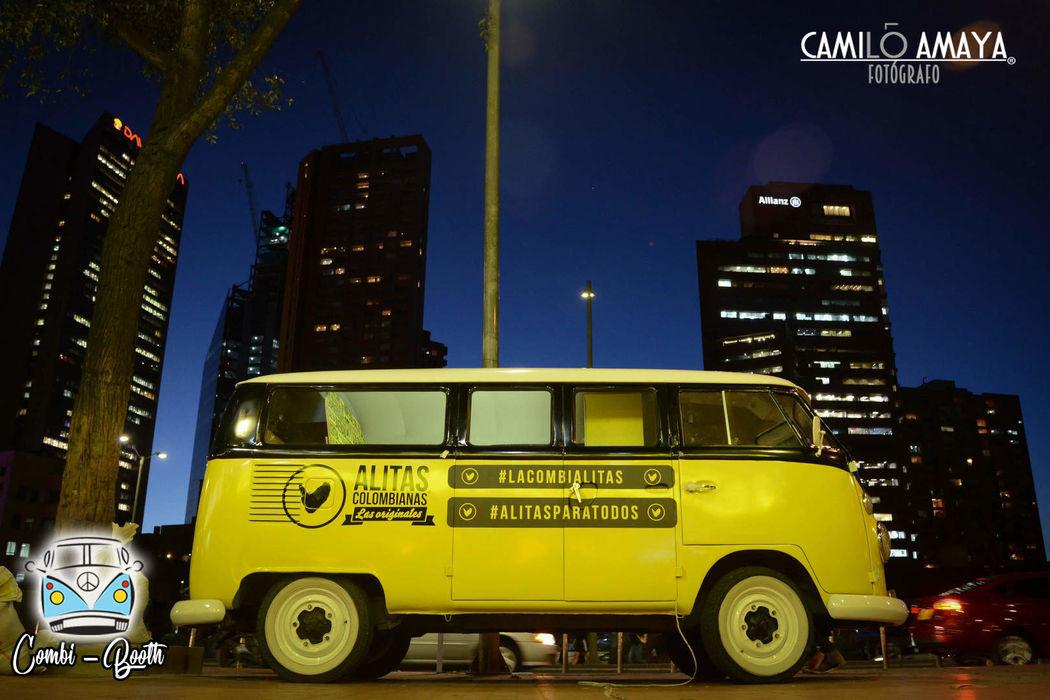 Combi Booth Bogota