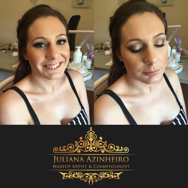 Juliana Azinheiro Make up & Beauty