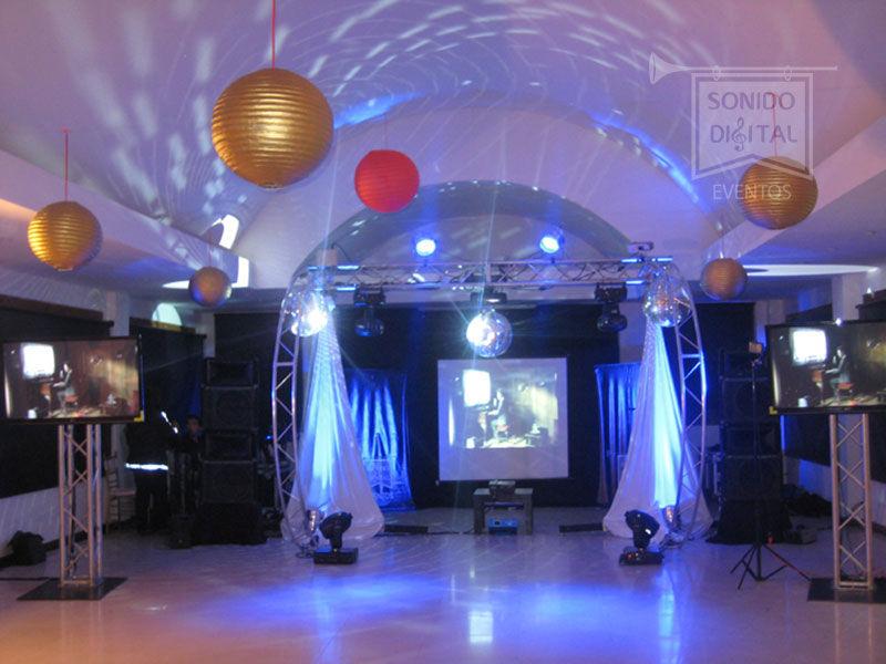 miniteca  luces sonido y artistas