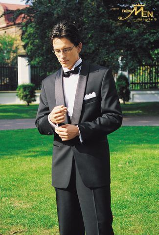 MADONNA Męska moda ślubna