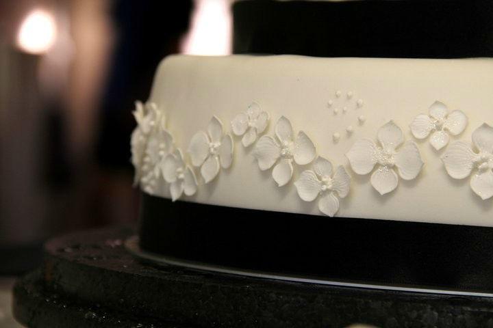 Beispiel: Tortenträume für Ihre Hochzeit, Foto: The Cake Boutique.