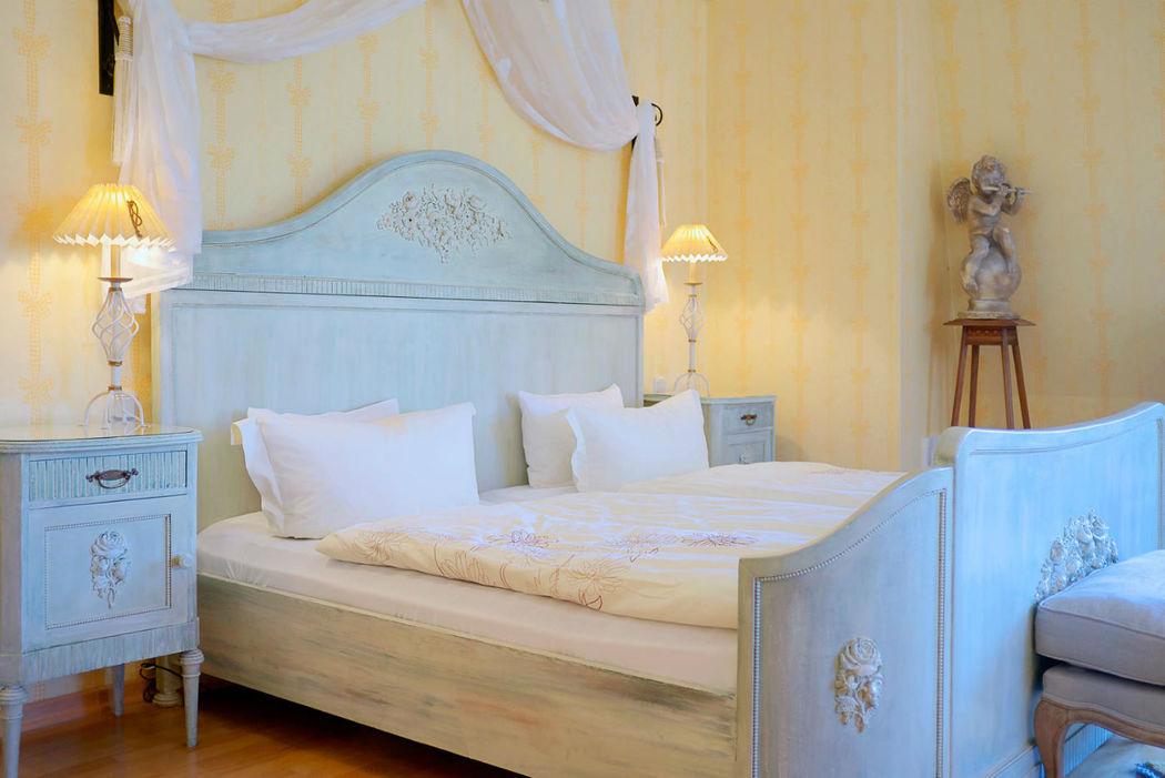 Beispiel: Suite, Foto: Landhaus am See Alte Eichen.