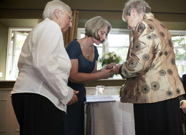 Beispiel: Ihr persönliches Hochzeitsritual, Foto: Anna Held Zeremonien.