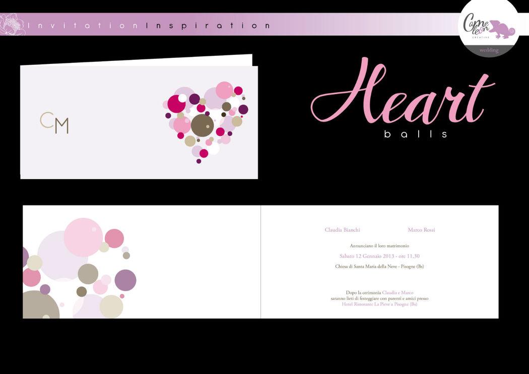 Invito Heart balls