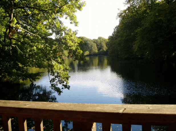 Ausblick Mühlenkate