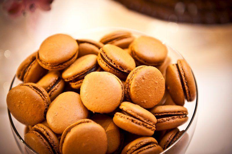 Macarons - Chez Bonbon Chocolate Gourmet