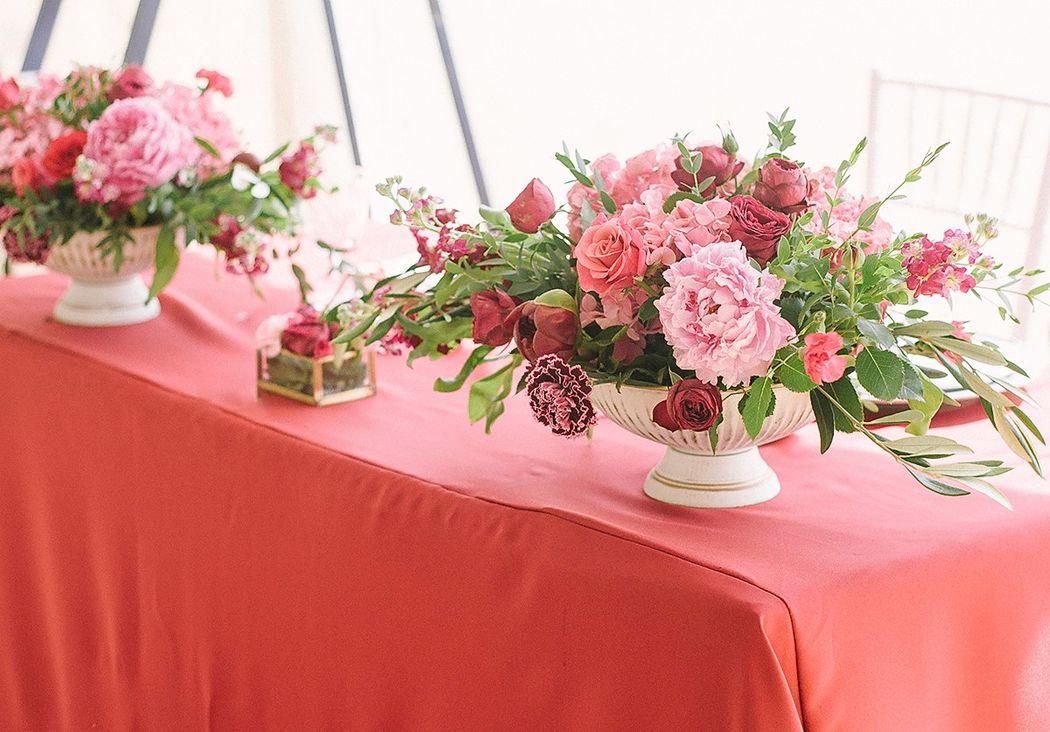 Цветы и декор Madame Florista