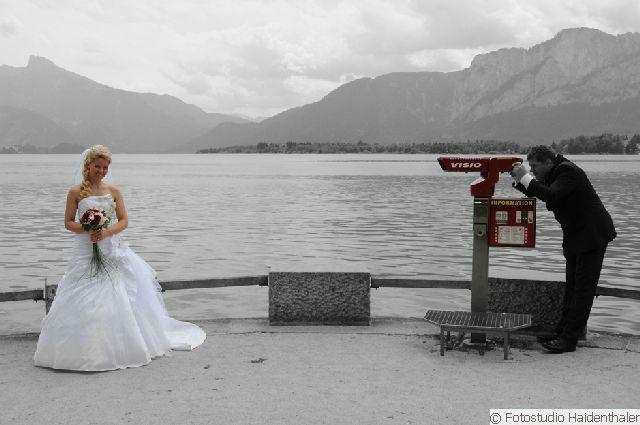 Beispiel: Neue Ideen für Ihre Fotos, Foto: Fotostudio Haidenthaler.