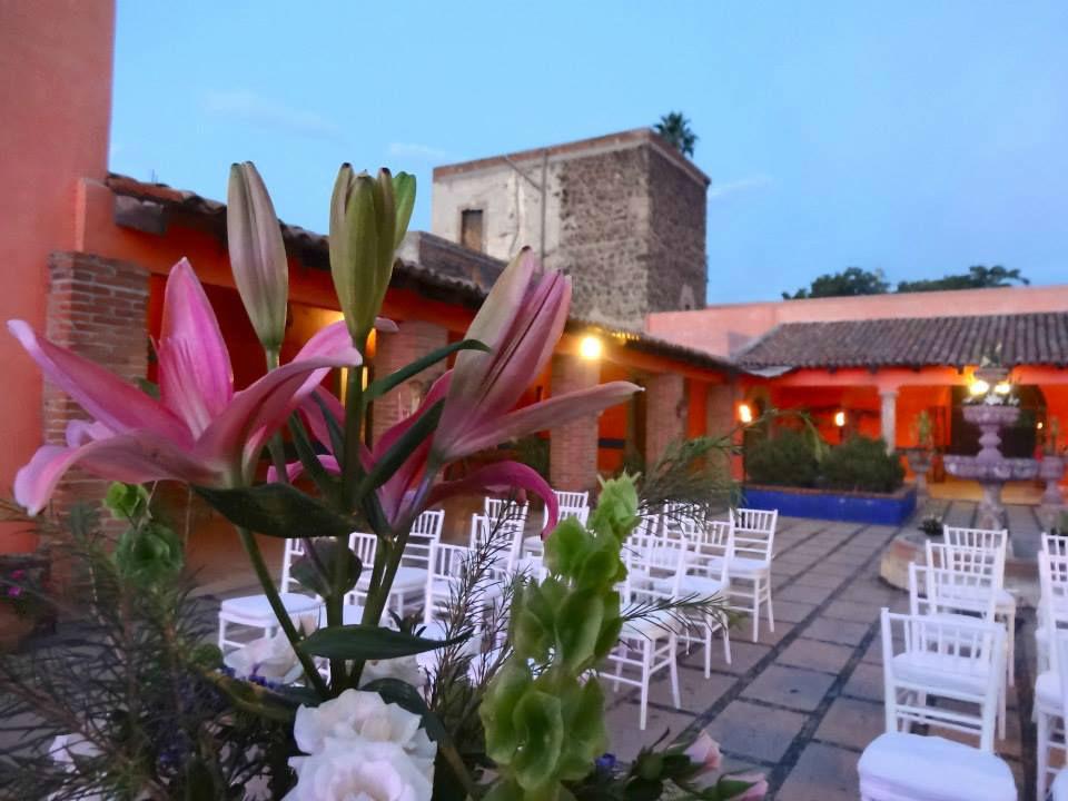 Ex Hacienda San Miguelito