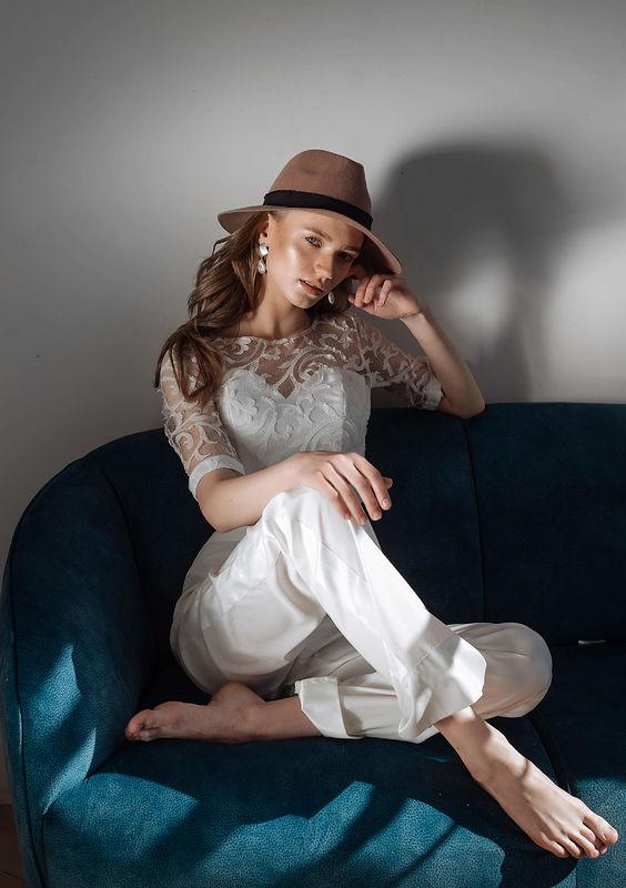 Ольга Бурнышева стилист-визажист