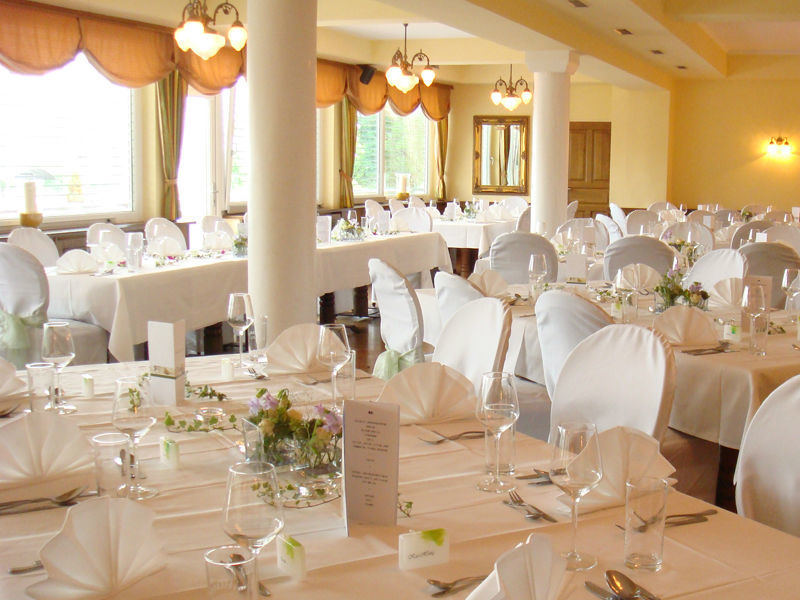 Beispiel: Festsaal, Foto: Restaurant Oberwirt.
