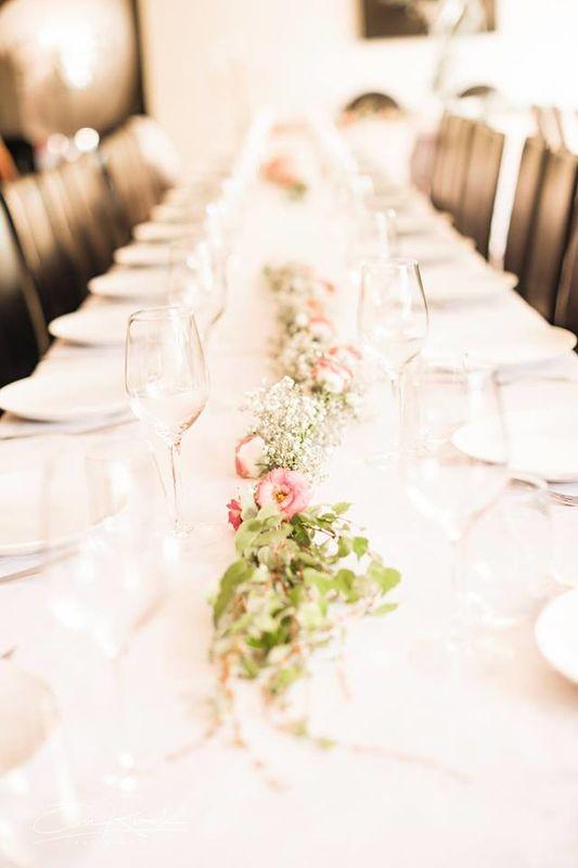 Malva Rosa - Catering Events