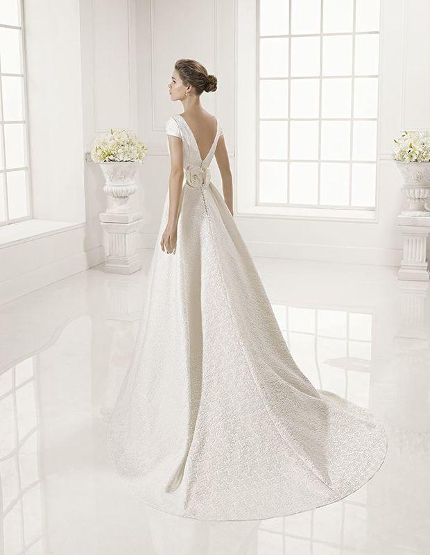 Vestido de noiva Zumaya - Adriana Alier