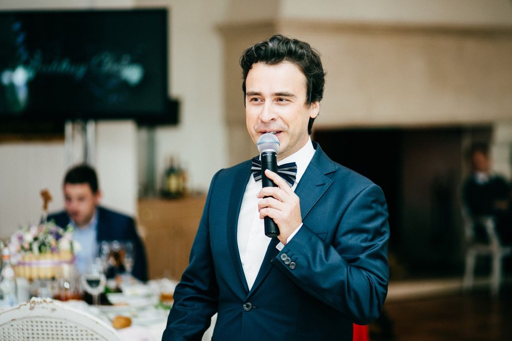 Андрей Хамидулин ведущий