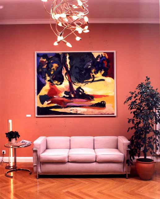 Beispiel: Foyer, Foto: Vierseithof.