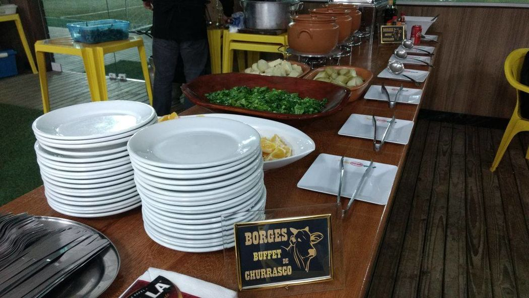 Borges Buffet de Churrasco