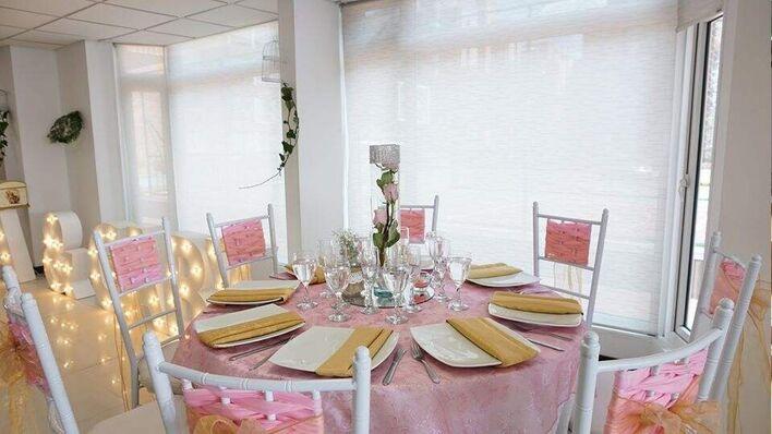 Casa de Banquetes Luisa Fernanda