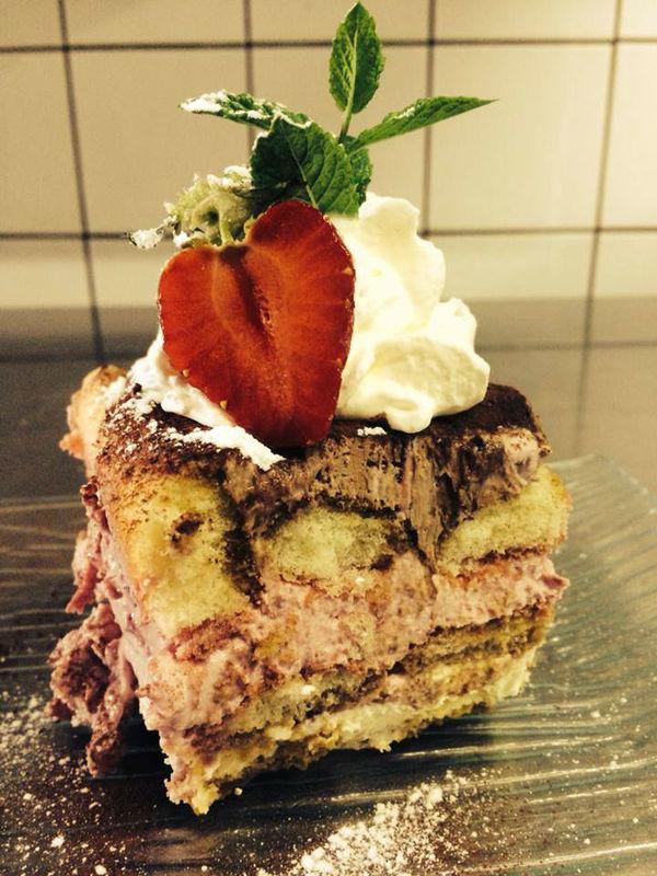 Beispiel: Dessertvorschlag, Foto: Historisches Restaurant Lutzgarten.n.