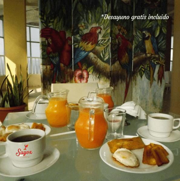 Hotel Suyox Tarapoto