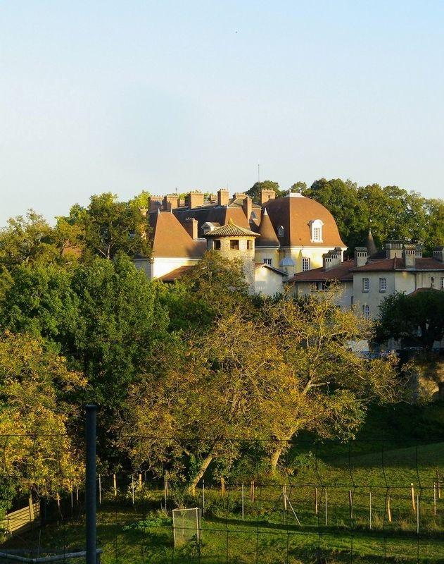 L'Orangerie de Sébastien - Château Lacroix Laval
