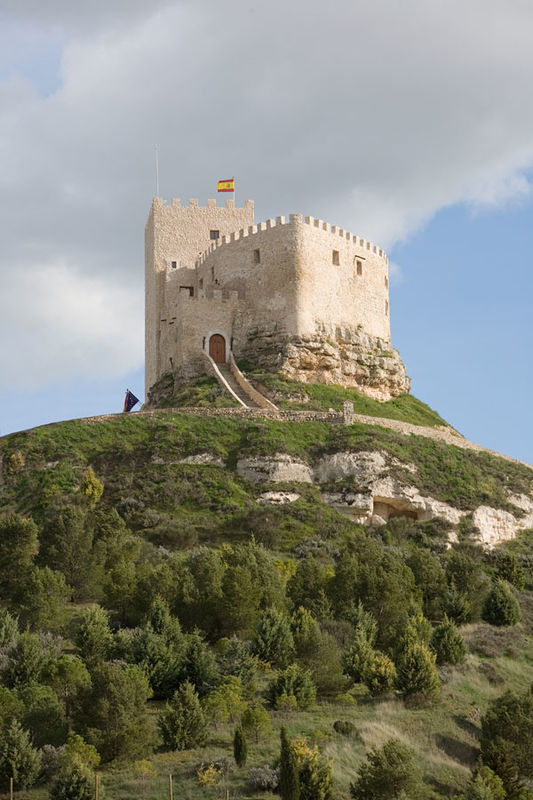 Castillo de Curiel de Duero