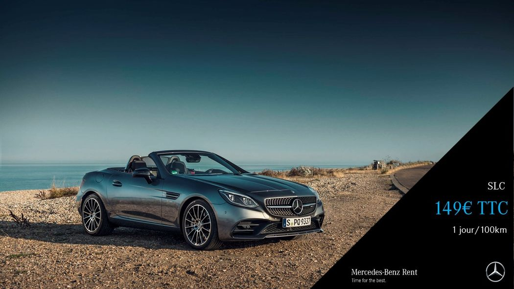 Mercedes-Benz Rent La Teste de Buch