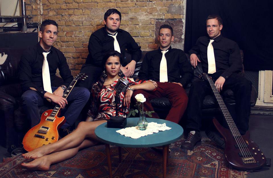 Beispiel: Band-Besetzung, Foto: Star Trek.