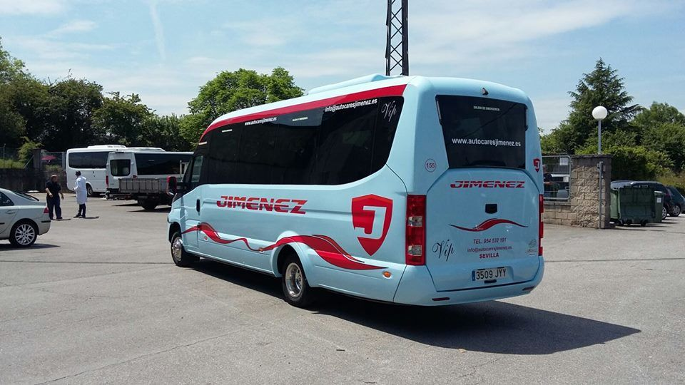 Autocares Jimenez