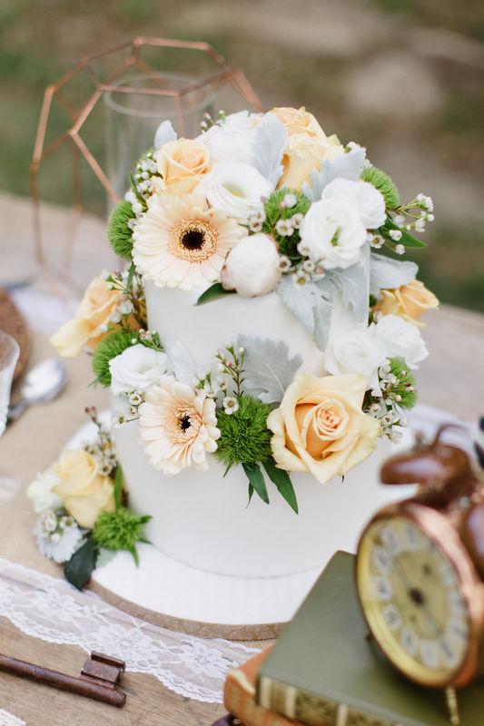Wedding Cake  www.hhcreations.fr