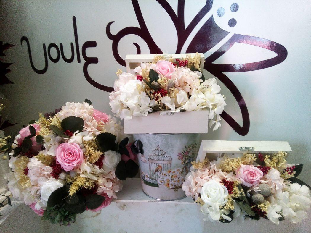 Voule Eventos y Floristas