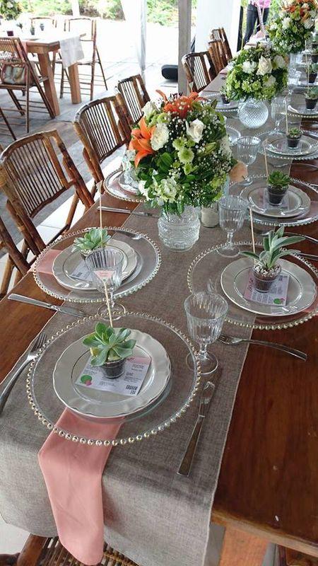 Banquetes El Chef Campestre
