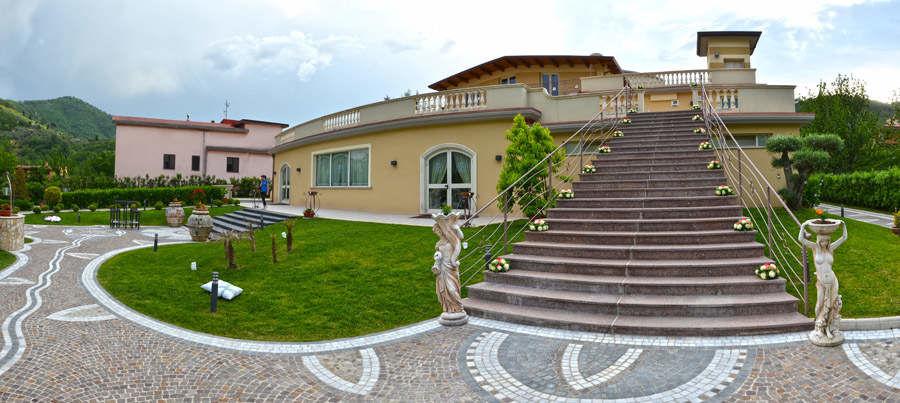 Villa Luisa Bracigliano Events