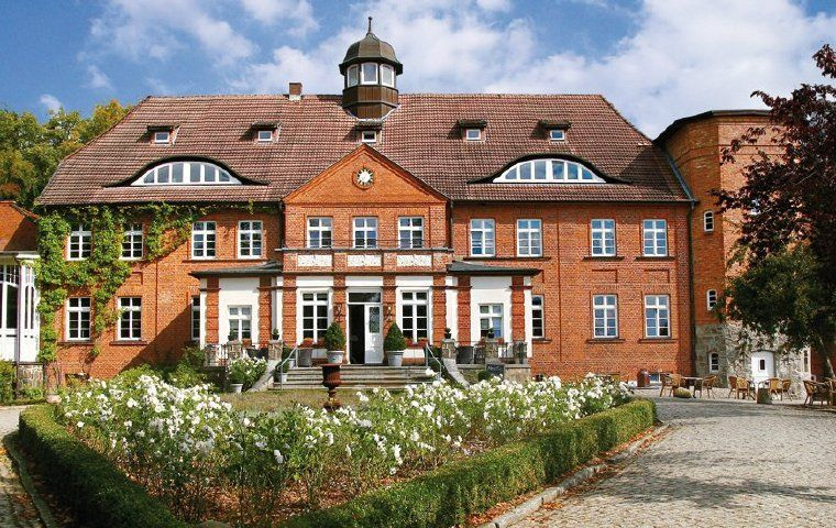 Beispiel: Hoteltyp Schloss, Foto: Escapio.