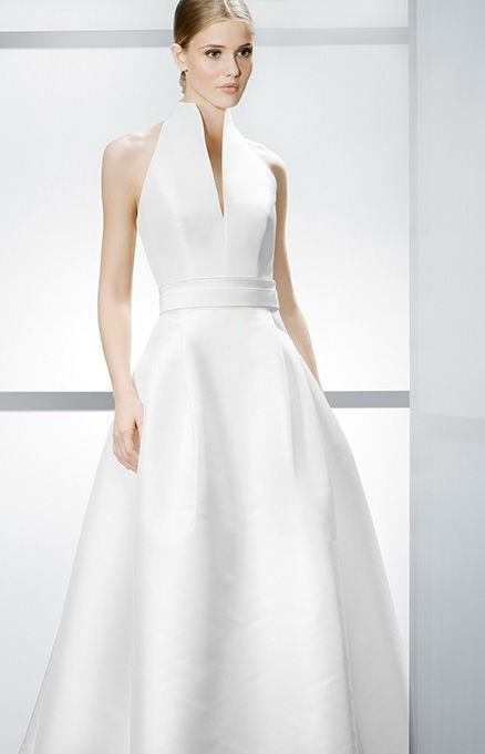 Beispiel: Brautkleider mit Stil, Foto: Hochzeitssalon Jereb.