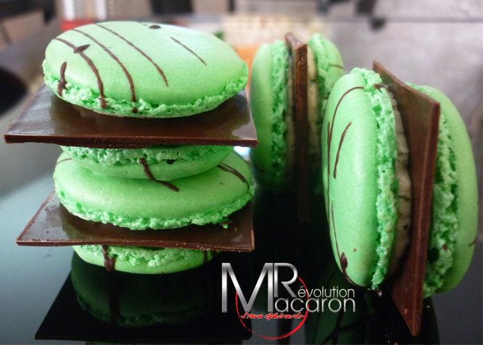 Revolution Macarons